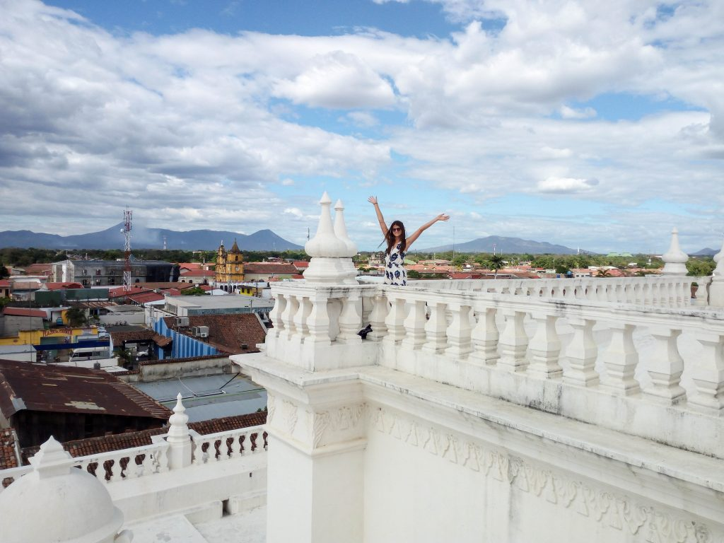 here are so many places to see in Nicaragua, Leon White Cathedral