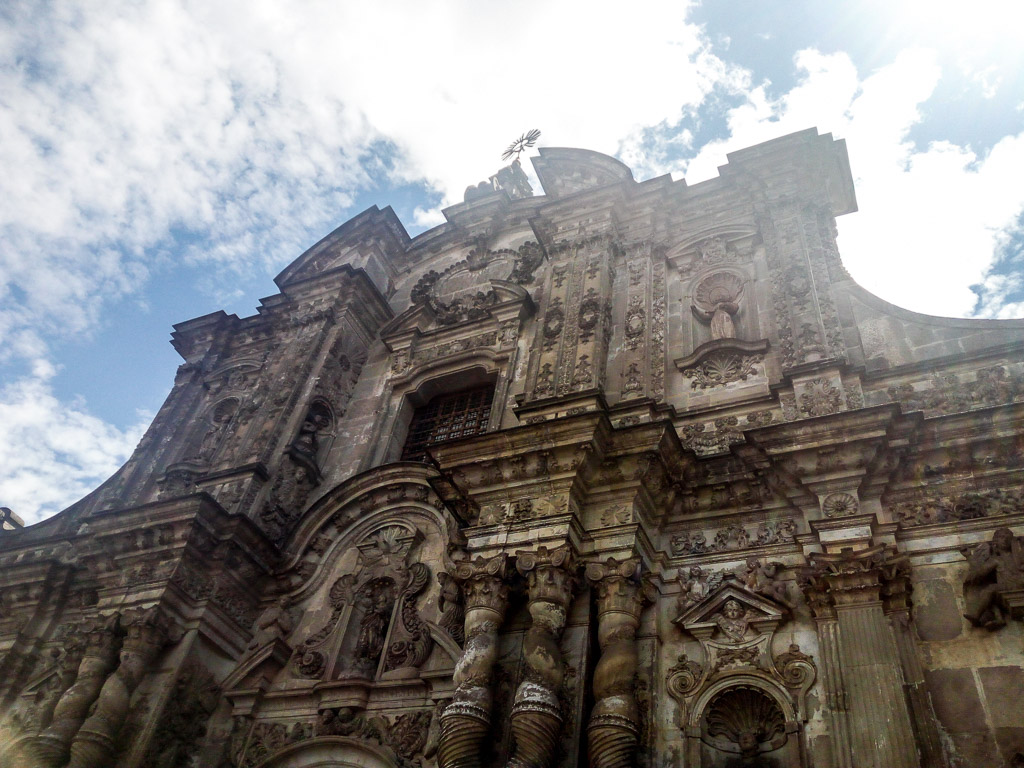 Old town Quito ecuador things to see