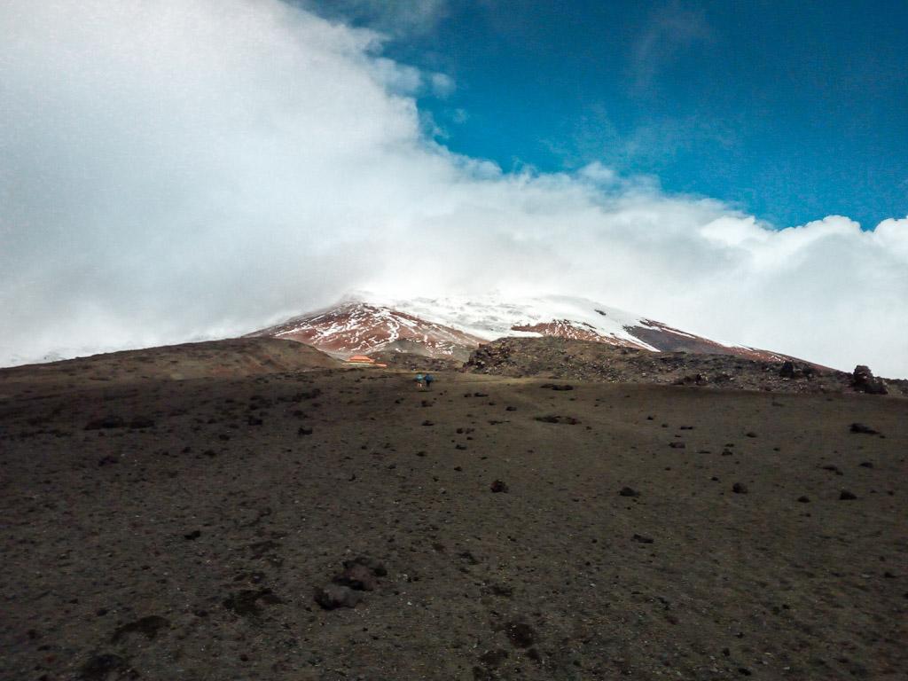 Hiking Volcano Cotopaxi Ecuador Quito