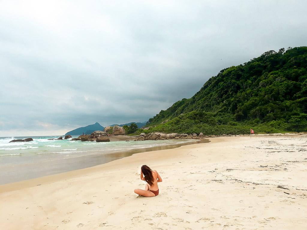 Ilha Grande Brazil Lopes Mendes