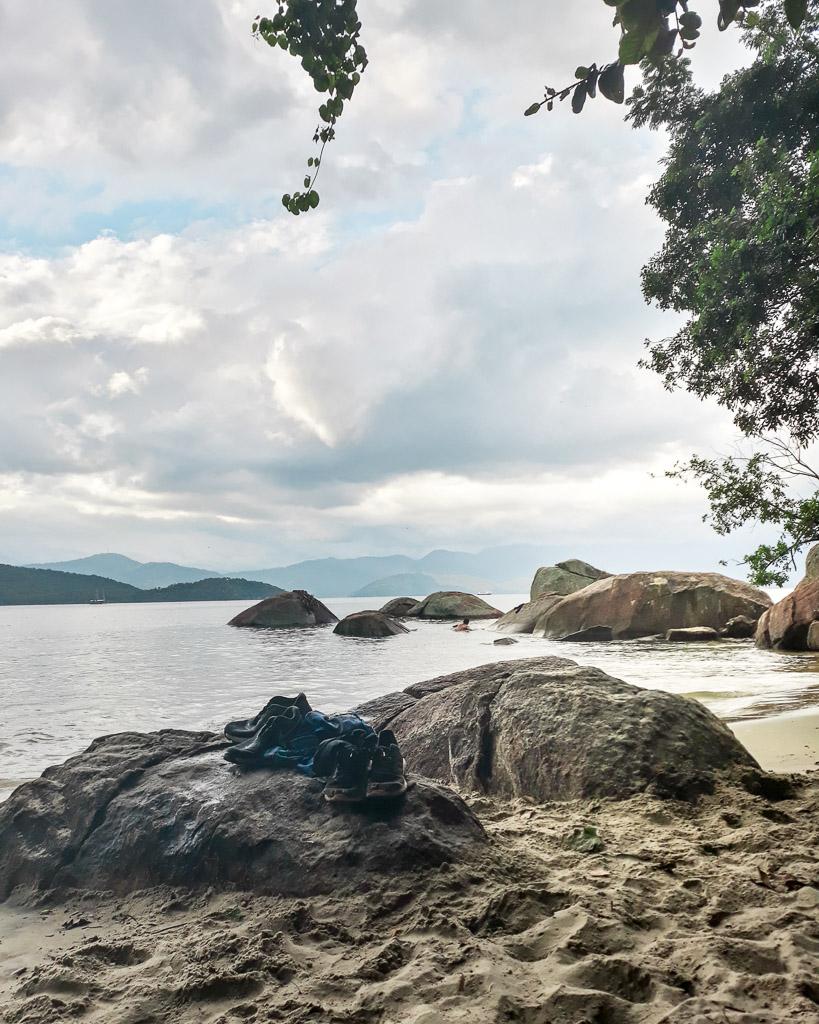 Ilha Grande Brazil Praia Da Feiticeira