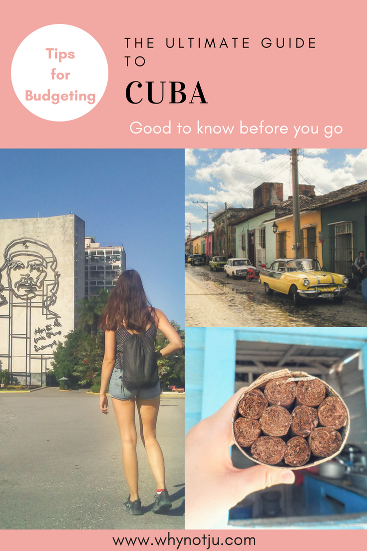 The ultimate guide to Cuba - Traveling Cuba on a backpacker budget? You'll find info about everything from accommodation and, food, to how to get around Cuba for cheap.