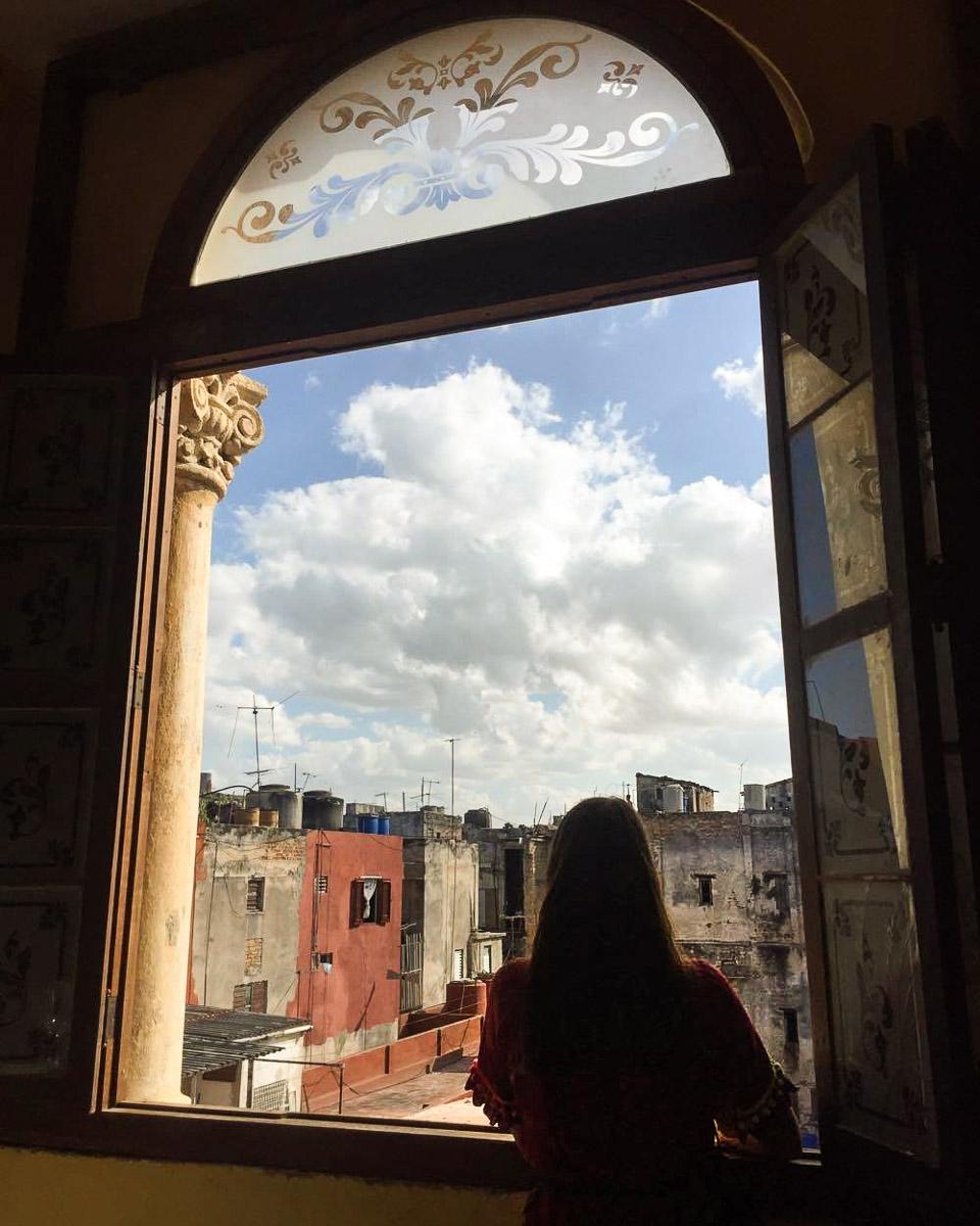 Rooftops HavanaTraveling Cuba on a budget