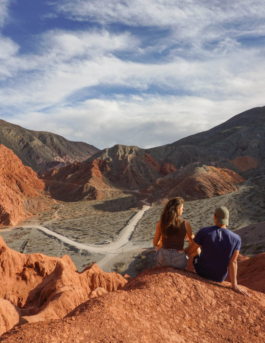 All you need to know to visit Jujuy Argentina  Cerro de los Siete Colores and el Paseo de los Colorados