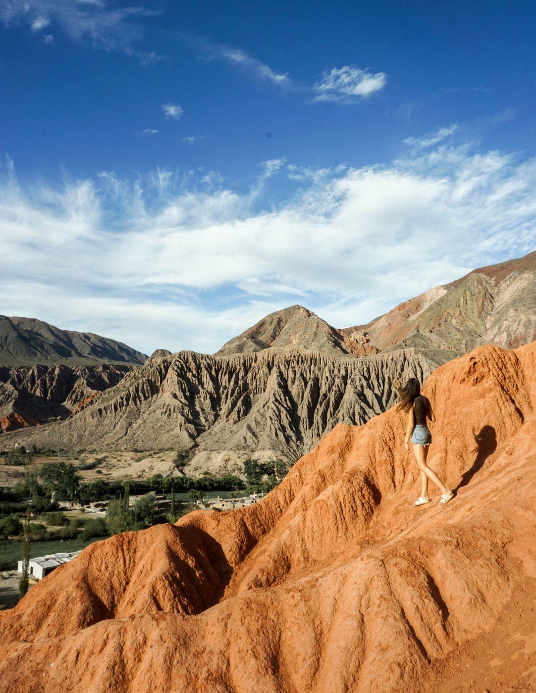 All you need to know to visit Jujuy Argentina  Cerro de los Siete Colores and el Paseo de los Colorados