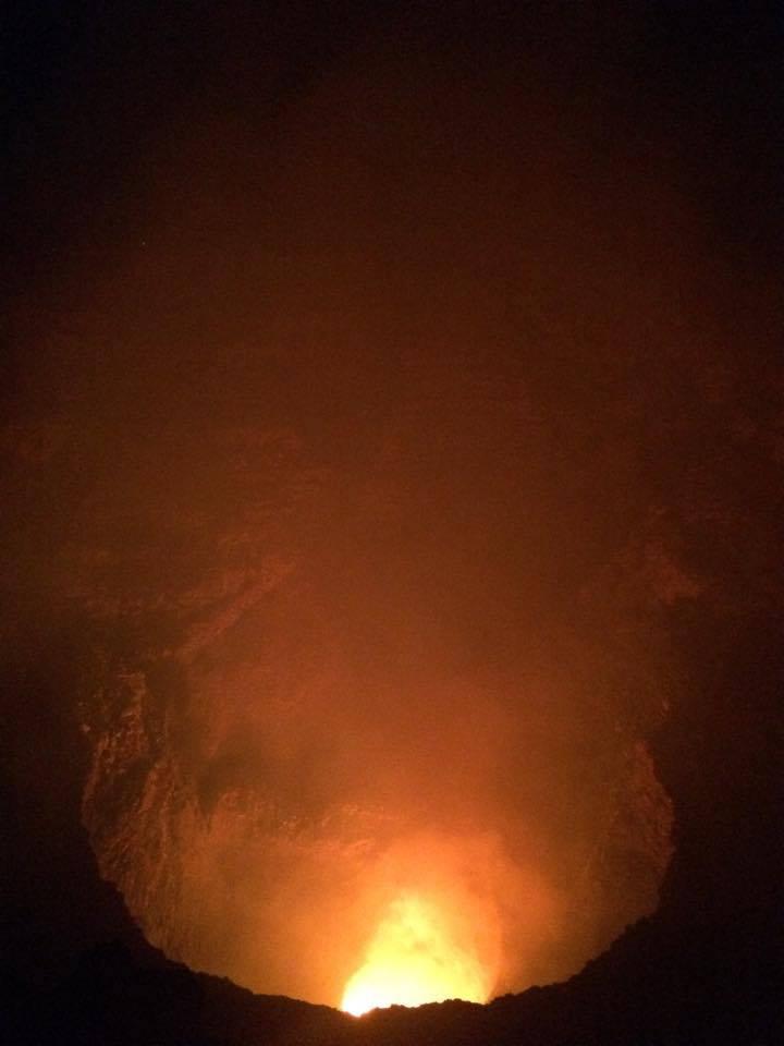 Visit Active volcano Masaya in Nicaragua