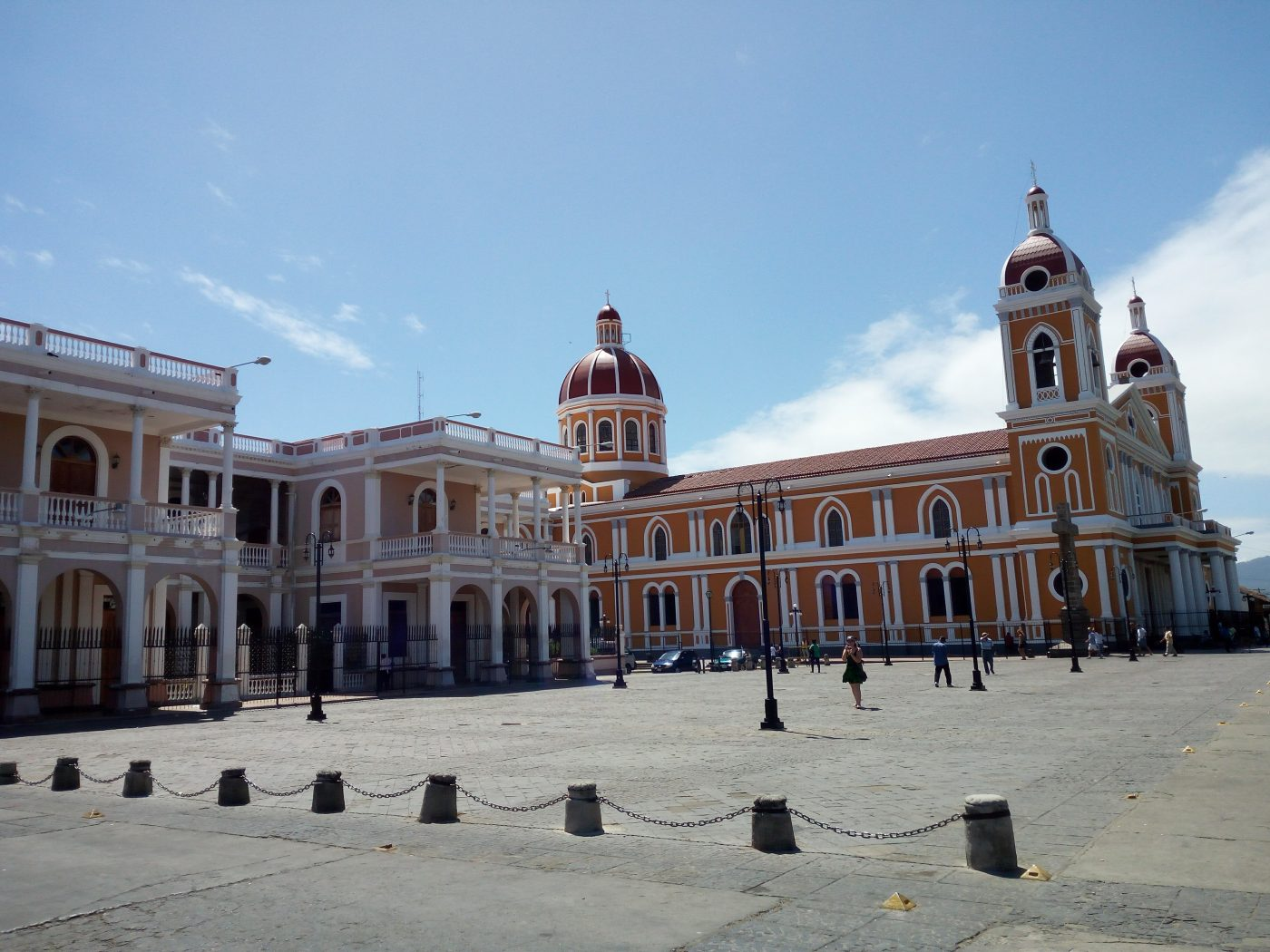 What to do in Nicaragua, Granada main square