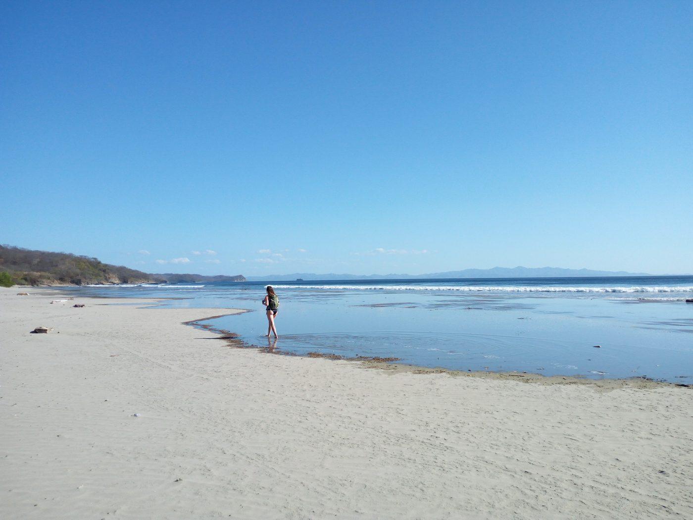 Yankee beach San juan del sur, beaches of nicaragua. What to see in Nicaragua