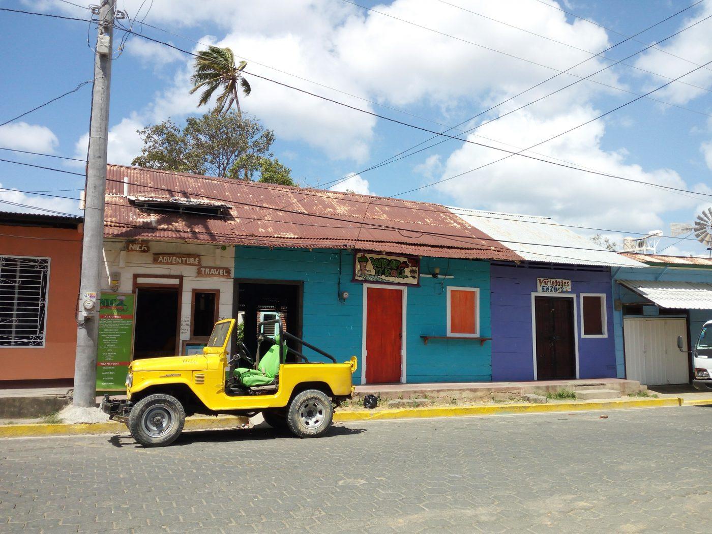 San Juan del Sur in Nicaragua.